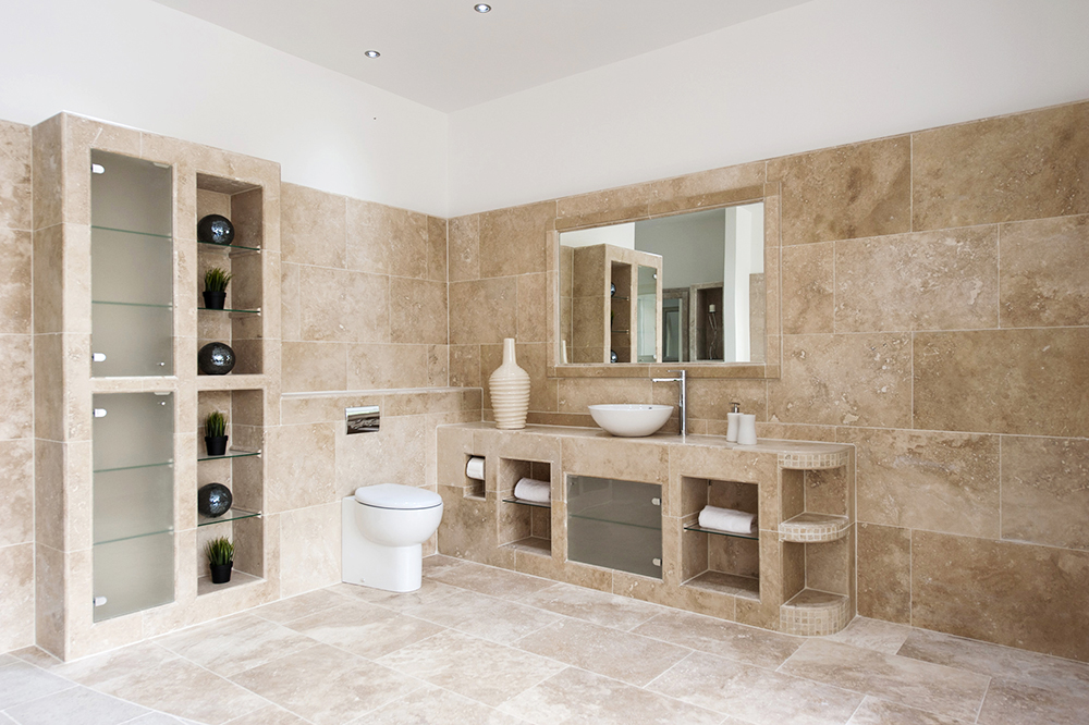 Natural Stone Bathrooms | luxury bathrooms | Natural Stone ...